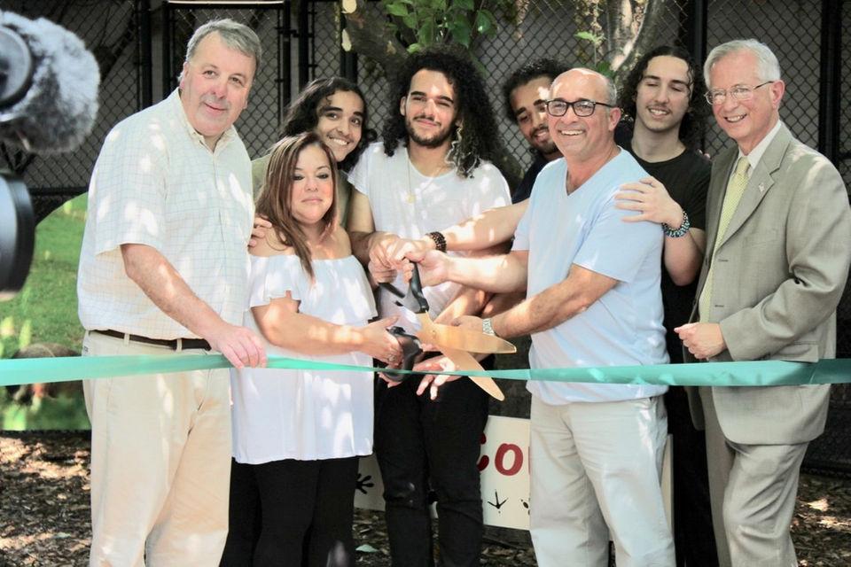 Local developer donates to 'Critter's Corner' at Staten Island Zoo