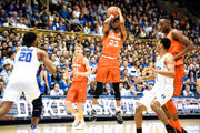 Syracuse basketball box score at Duke