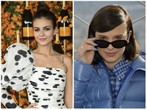 Birthday wishes go out to Victoria Justice, Millie Bobby Brown and all the other celebrities with birthdays today.  Check out our slideshow below to see photos of famous people turning a year older on February 19th and learn an interesting fact about each of them. -Mike Rose, cleveland.com