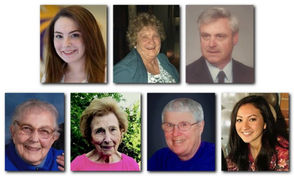 """The following are the obituaries that were published in The Republican on Jan. 21, 2019. To read each full obituary, click on the name. (To open an obituary in a new tab, RIGHT-click on the name and then click """"open link in new tab"""")"""
