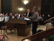 Hundreds in Northampton remember victims of Pittsburgh synagogue shootings