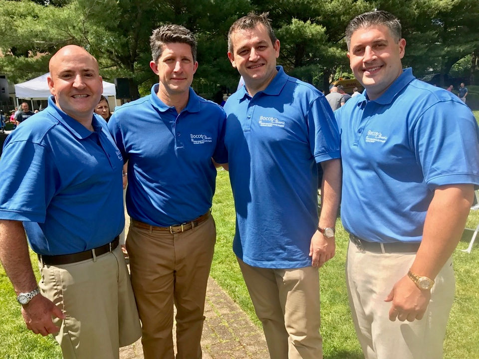 Staten Island University Hospital's Bocce, Golf & Tennis Outing at Richmond County Country Club