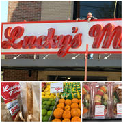 Seven things to try at the new Lucky's Market