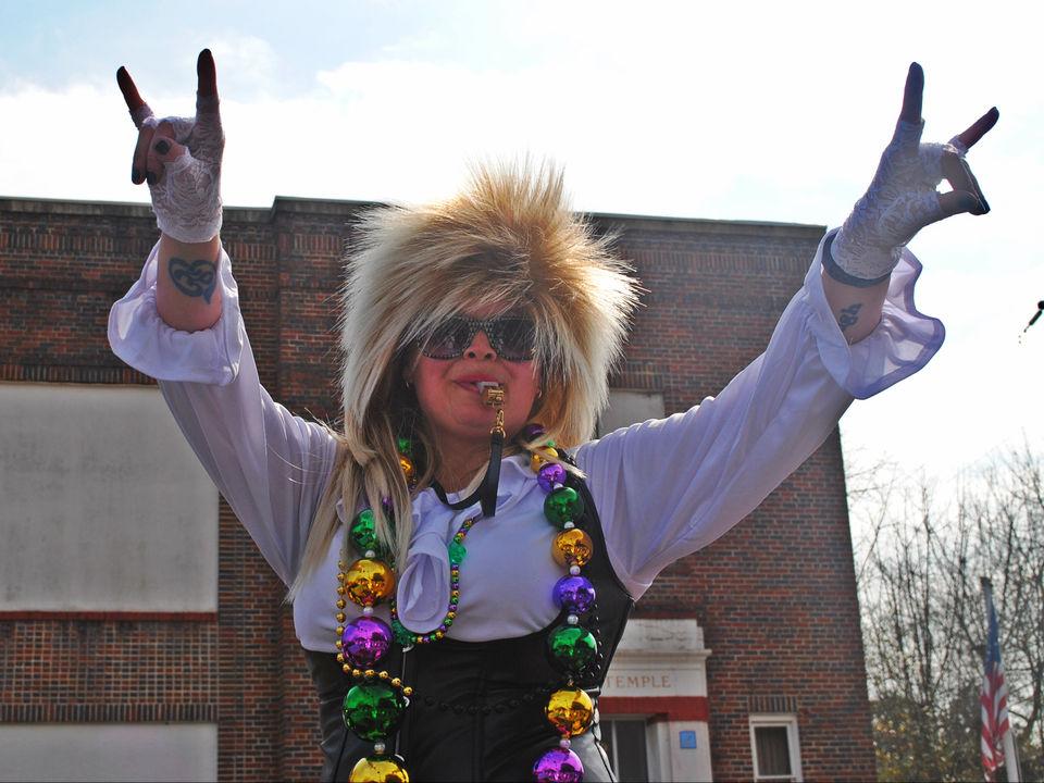 OS Elks Mardi Gras Parade 2019