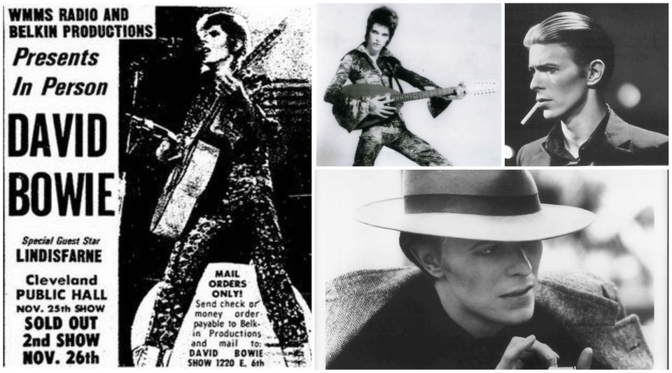 David Bowie tribute to explore life and times of rock 'n