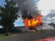 Devastating church fire caused by electrical failure