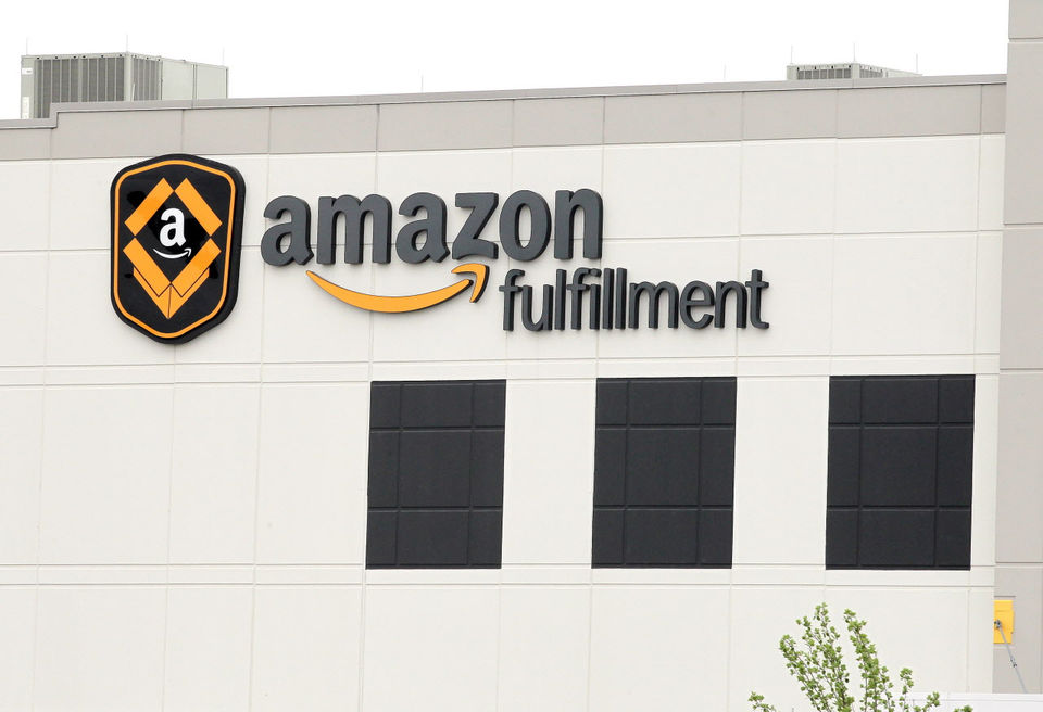 9faa207c Inside an Amazon fulfillment center, as e-commerce giant grows in Ohio