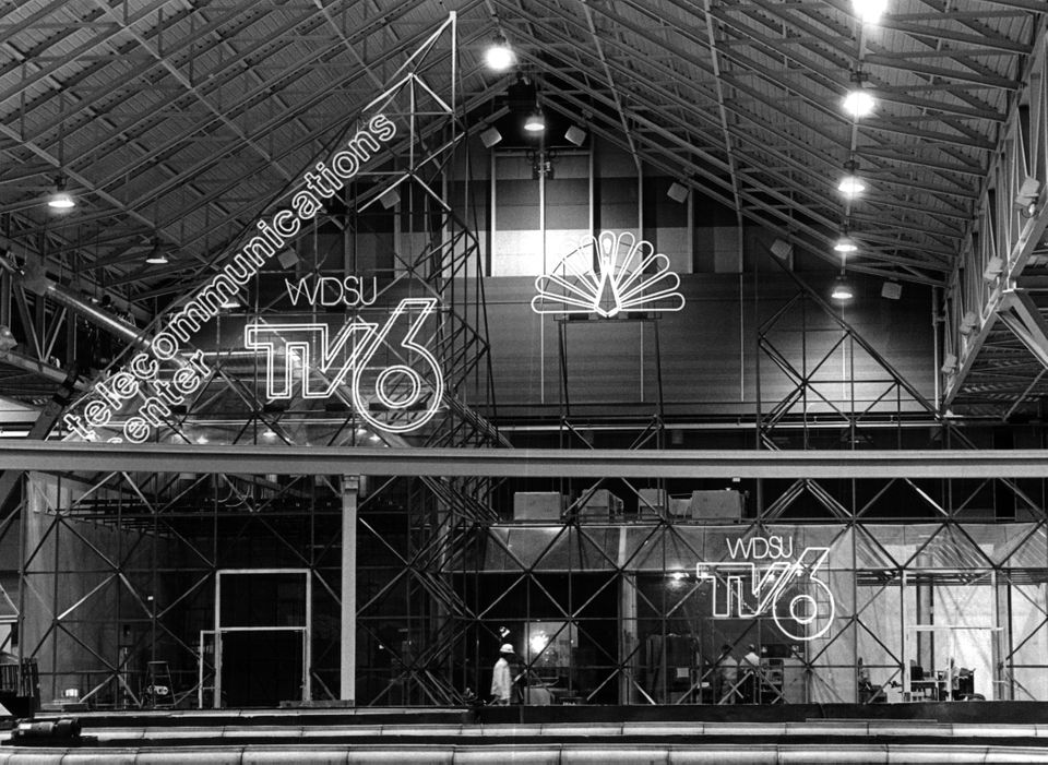 The 1984 World's Fair in New Orleans: Then and now – Mike Scott