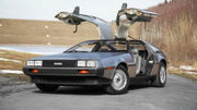 See the DeLorean, plus these Gilmore Car Museum classics at the Michigan International Auto Show