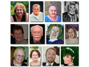 """The following are the obituaries that were published in The Republican on Jan. 16, 2019. To read each full obituary, click on the name. (To open an obituary in a new tab, RIGHT-click on the name and then click """"open link in new tab"""")"""