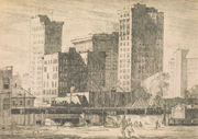 'Magic City Realism:' Etchings depict Birmingham in the Great Depression