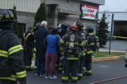 Businesses evacuated over gas readings, fire official says (PHOTOS)