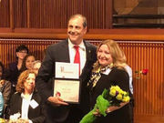 Sen. Andrew Lanza declares Doreen Cugno a 'Woman of Distinction'