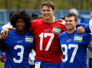 7 things to know following Buffalo Bills' final minicamp practice