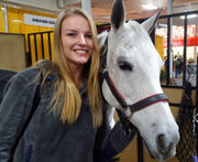 Seen@ 2018 Equine Affaire at the Eastern States Exposition