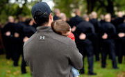 Syracuse marks 17th anniversary of 9/11: 'It's a day to come together' (photos)