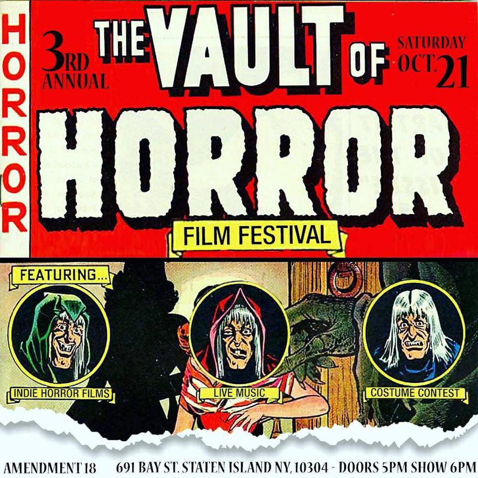 The Basement - Horror Movie