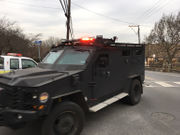 Standoff in Bethlehem Township after shots fired at police