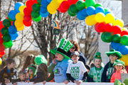 2018 Bay City St. Patrick's Day Parade photos, video