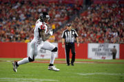 Atlanta Falcons coach to sleep better after Julio Jones reports to training camp