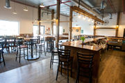 Take a look at Crostwater Distilled Spirits and American Heritage Kitchen tasting room