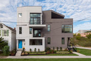 Mod townhouse with Guardians of Traffic views asks $598,500: House of the Week