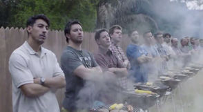 """Boys will be boys,"" a phalanx of grill-manning men repeat over and over in Gillette's new ad calling out ""toxic masculinity."" The 2-minute video, showing scenes of groping and bullying and mansplaining as actions that must be consigned to the ash-heap of history, immediately went viral this week -- and sparked a heated backlash. Fox News' Todd Starnes highlighted the most common attack on the razor spot, which updates Gillette's iconic ""The Best a Man Can Get"" slogan to ""The Best a Man Can Be."" He insisted it's just the latest salvo in the ""war on masculinity in America.""  ""It's being waged in classrooms where professors are trying to convince a new generation of students that there's something wrong with men who want to protect and provide for their families,"" he wrote. ""They want you to believe little boys who climb trees and tussle on the playground should be medicated. They believe there's something evil about letting boys be boys."" (The Gillette ad, to be clear, does not mention medicating boys, nor does it criticize men for protecting and providing for their families. Starnes is trying to make a larger point about political correctness and what it means to ""be a man."")"
