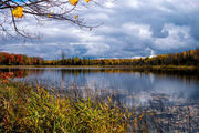 Own this entire stream-fed U.P. lake and 350 acres of wilderness, $695k