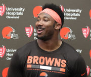 Cleveland Browns Training Camp 2018 preview: Defensive ends