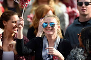 Alabama Fans in the Stands: The Citadel