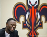 Julius Randle, now paired with Anthony Davis, wants 'this to be home'