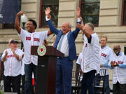 Fallon Health signs on as Worcester Red Sox corporate sponsor
