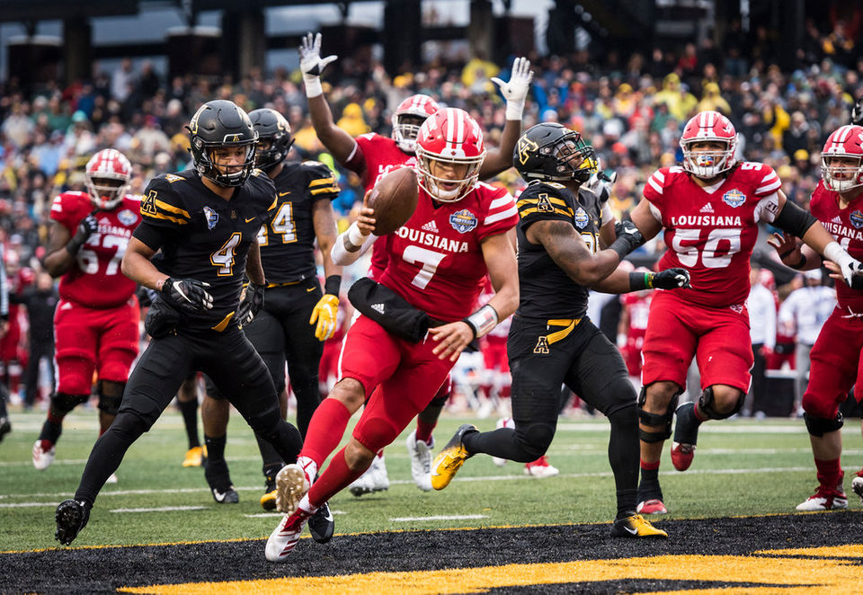 2018-19 College Football bowl schedule for Saturday, Dec  15