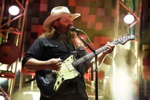 Chris Stapleton rocks a packed Tuscaloosa Amphitheater to close out the venue's 2018 season on Oct. 18.