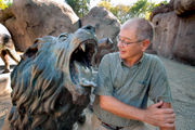 Portland artist Jim Gion, known for bronze sculptures of animals, dies at 71