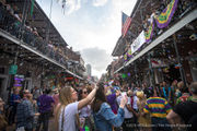 French Quarter madness on Friday before Mardi Gras 2018: Photo Gallery