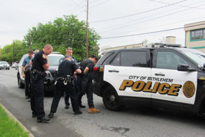 Serious, violent crime was cut nearly in half over a decade in Bethlehem, according to city crime statistics released Thursday.  Police Chief Mark DiLuzio released a report comparing Bethlehem's 2018 Uniform Crime Reporting figures with those of recent years, including an analysis on overall crimes going back to 2007. The UCR system used by the FBI and Pennsylvania State Police divide crimes into Part 1 and Part 2 offenses. Part 1 encompasses homicide, rape, robbery, aggravated assault, burglary, theft, vehicle theft and arson. Part 2 covers less serious and minor crimes, DiLuzio says in the report.  Part 1 offenses dropped by 1,179 incidents or 43.7 percent from a 10-year high of 2,696 in 2008 to 1,517 incidents in 2018.