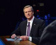 'Culture of corruption': Massachusetts Gov. Charlie Baker, challenger Jay Gonzalez spar over State Police's troubles at debate