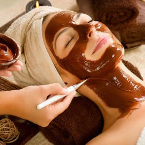 "For a spa treatment good enough to eat, Saratoga Botanicals Organic Spa offers a ""Chocolate Indulgence"" package ($210), which includes a signature facial with a chocolate banana mask and chocolate body treatment."