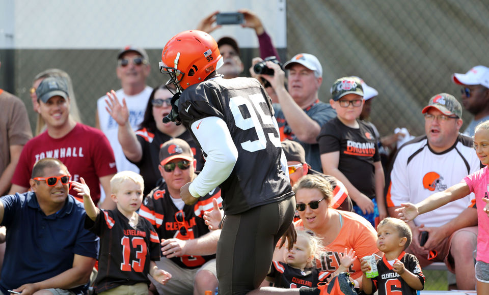 Cleveland Browns training camp 2019: Ranking the top moments