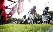 West Jersey Football League standings through Week 7