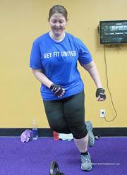 Renee Lirette continues her journey towards a healthier lifestyle