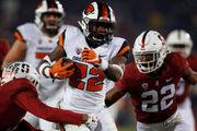 Oregon State's late season momentum hits a wall as Stanford flattens Beavers 48-17