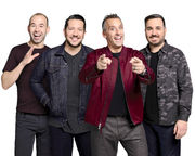 'Impractical Jokers' foursome get laughs during weekend run at Foxwoods (review)