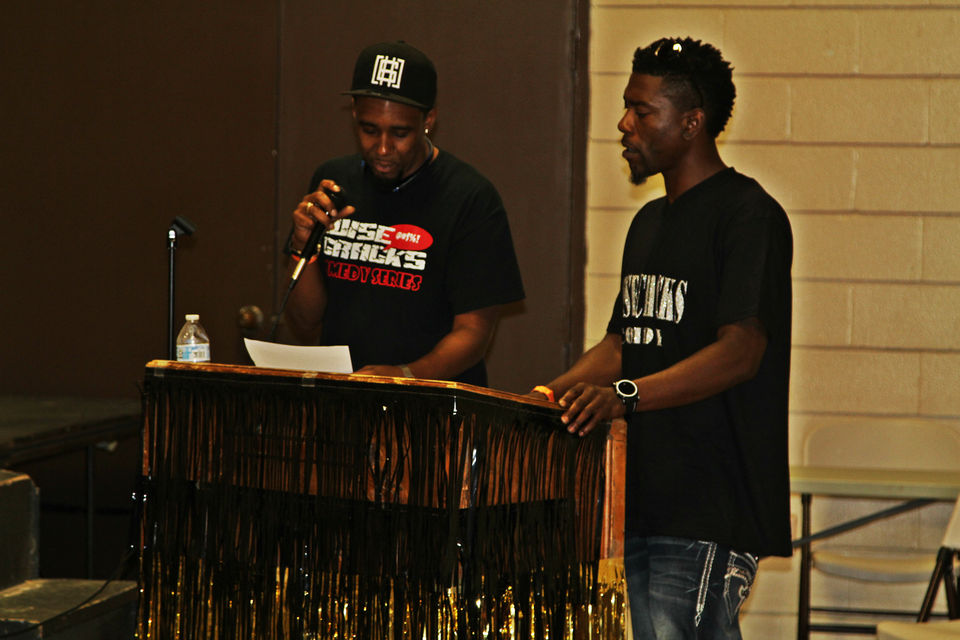 Moss Point Visionary Circle Talent Show 2018