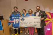 Springfield Thunderbirds donate $20K to Baystate Health's Rays of Hope
