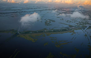 As our reliance on internet access for every aspect of modern life increases, new research suggests that sea level rise will threaten the underground cables that bring it to our fingertips, as soon as 15 years from now in some cities. But unlike almost every other consequence of climate change scientists have warned about – new diseases, increased suicides, invasive species– New Orleans may be relatively well positioned to weather this latest risk.