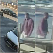 Know this man or car? They're sought in road rage (PHOTOS)