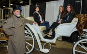 Seen@ Springfield Wedding & Bridal Expo 2019 at Eastern States Exposition