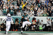 Dallas Goedert arrives with first NFL touchdown in Philadelphia Eagles win